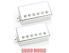 Seymour Duncan SH-55 Seth Lover Humbucker Nickel Shop Floor Customs 4 Conductor