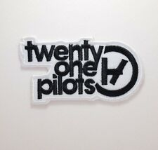Twenty One Pilots Patch - Iron On Badge Embroidered Motif - 21 Rock Band #273
