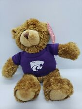 Gotta Getta Gund Teddy Bear K-State Sebastian Collegiate Product 9 inches Plush