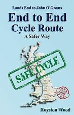 Land's End to John o'Groats End to End Cycle Route a Safer Way by Royston...