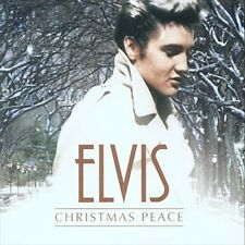 ELVIS PRESLEY - CHRISTMAS PEACE NEW CD