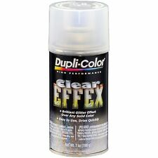 Duplicolor Efx100 Effex Glitter Effect Clear Coat Aerosol Paint Spray Paint 7oz