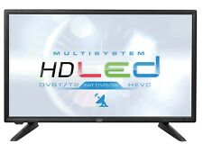 TV LED TREVI combo 20'' hd led LTV2001SAT Televisore HD Ready H265 MPEG2 MPEG4