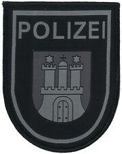 Patch Polizei Hamburg SEK MEK BFE Spezialeinheit subdued tarn