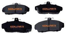 Per Rover MGZR MGZS 1.4 1.6 1.8 01 02 03 04 05 Pastiglie Freno Anteriore Set
