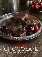 Chocolate : Easy Recipes from Truffles to Bakes by Molly Bakes (2015, Hardcover)