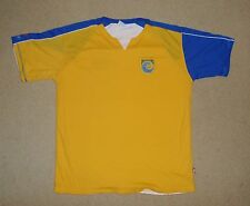 REVERSIBLE XL Mens Central Coast Mariners Soccer Jersey Football Top  A League