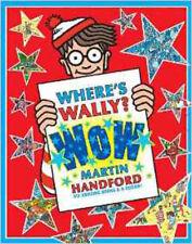 Where's Wally? Wow, New, Handford, Martin Book