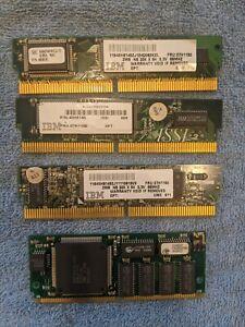 Vintage IBM 128KB & 256KB L2 Cache