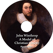 A Model of Christian Charity - MP3 CD Audiobook in paper sleeve