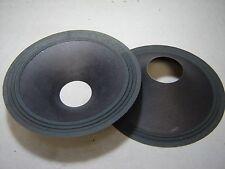 """Pr. 12"""" Paper Speaker Cones -- Recone Parts -- 1220"""