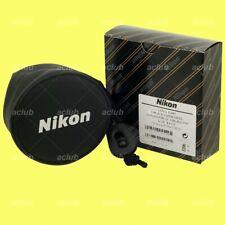 Genuine Nikon Slip-On Front Lens Cap Case Pouch Cover for AF 14mm f/2.8D ED
