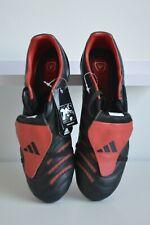 Adidas Predator Pulse Football Boots Size 8.5 FG NEW Blackout Sample