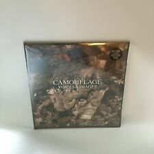 """Camouflage  2x12"""" Voices & Images Limited 30th Anniversary plus Signed Print"""