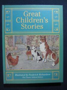 Great Children's Stories [Jan 01, 1994] Richardson, Frederick