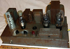 Mills Novelty Co. Jukebox Amp MCP-5900B Powers UP! Orig. Cond. (2A3 Type Amp)