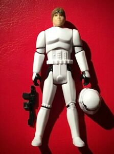 Vintage Style Star Wars Reproduction Custom Luke Stormtrooper Last 17 Disguise