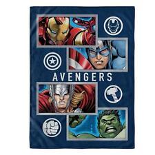 Plaid in pile Avengers Marvel di Bassetti 130x170 cm P230