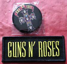 More details for guns n roses patch + appetite for destruction 2