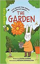 The Garden (Early Reader Non Fiction), New, Leaman, Louisa Book