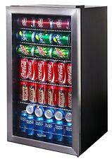 Commercial Beverage Cooler Refrigerator Freezer Fridge 5 Rack Cold Drink -Party