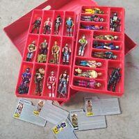 Gi Joe Lot -- 24 figures plus more