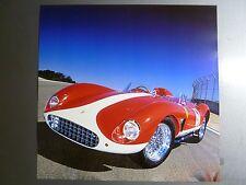 1957 Ferrari 500 TRC Spider Print, Picture, Poster, RARE!! Awesome L@@K