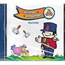 Canciones Infantiles: Martinillo (CD, 2001)
