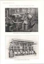 1924 Cable Ship Faraday White Star Doric P&o Mooltan Holland America Veendam