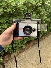 Vtg POLAROID Minute Maker Camera w/Neck Strap