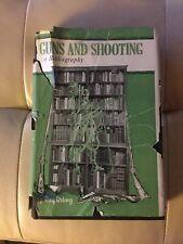 Guns & Shooting, A Selected Chronological Bibliography~Riling 1951 Vintage HCDJ