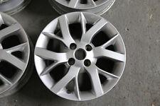 """1 x Genuine Nissan Note MK2 15"""" Silver Alloy Wheel Split Spoke D03003VU1A N525"""