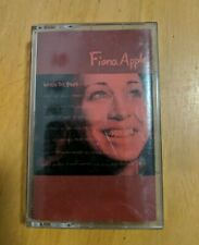 Fiona Apple When The Pawn... 1999 Cassette Tape Singer Song Write Grunge