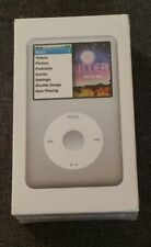Apple ipod classic 7th generation  Silver 160gb Brand new factory sealed