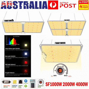 4000W LED Grow Light Full Spectrum with Samsungled LM301B & MeanWell Driver