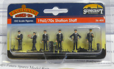 OO Model Railway Bachmann 36-405 1960s 70s Station Staff