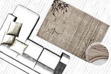 Moderne Wohnraum-Teppiche aus Polypropylen mit Naturmuster/Naturmotiven