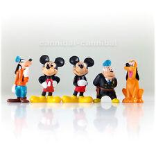 ~ disney MICKEY MOUSE - Zaini Chocolate Surprise egg - 5 figures toy (B)