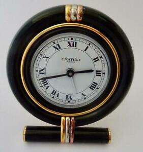 Vintage Cartier, Paris: Desk/Travel/Alarm Clock