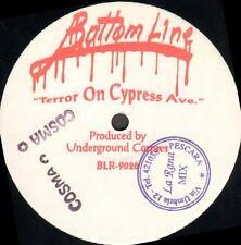 Underground Corpses – Terror On Cypress Ave - Bottom Line - BLR-9026