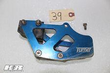 2013 Suzuki RMZ250 Turner Blue Rear Chain Guide Block, 13 RMZ 250 B4059