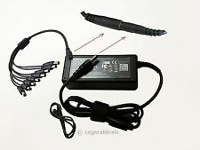 AC/DC Adapter For CCTV Surveillance Camera(12V 6A) + 1 to 8 Power Splitter cable
