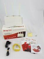 DrayTek Vigor2130n Wireless N + Gigabit Router complete in box