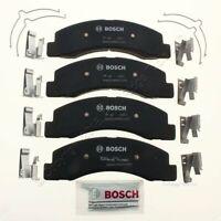 Bosch QuietCast Premium Organic Disc Brake Pads BP824 for 01-04 F250 F350 -FRONT