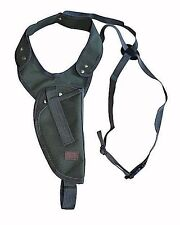 OD Green RIght Hand Vertical Shoulder Holster Hunting BB Airsoft Pistol Gun 201G