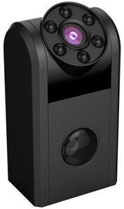Conbrov Starlight Night Vision HD Portable Hidden Spy Camera