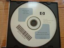 Original Windows Start up disk for HP DesignJet 30,130 Plotters.Drivers,Manuals