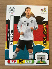 Panini EM 2012 Adrenalyn XL Mesut Özil Star Player Deutschland Germany neu