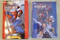 Ultimate Spider-Man lot Collection Omnibus & Vol 4 Barnes & Noble HC OHC Marvel