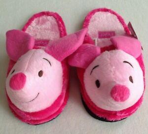 AUTHENTIC Disney Cutie Piglet Slippers Shoes Sandal US 6-10, UK 4-8, EU 36-42